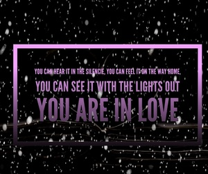 in love, me, and quotes image