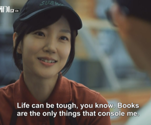 book, kdrama, and books image