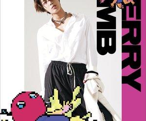 nct, yuta, and cherry bomb image