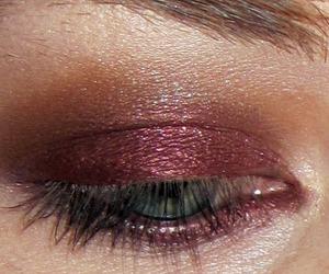 eye, girl, and tumblr image