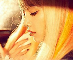 lisa, playing with fire, and black pink image
