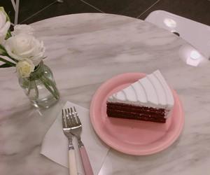 asian, cake, and dessert image