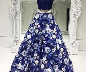 beautiful, prom dresses, and prom dress image