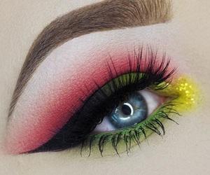 aesthetic, eyeliner, and ideas image