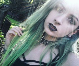 alternative, nature, and Piercings image