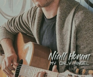 wallpaper, my angel, and niall horan image