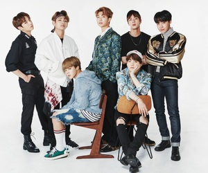 bts and bangtan boys image
