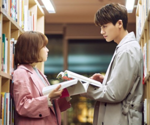 couple, k-drama, and park hyung sik image