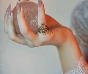magic, nails, and witch image