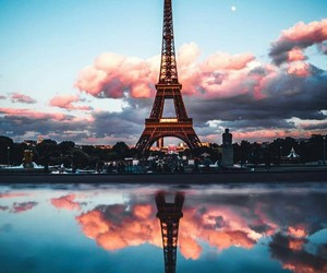 paris, france, and beautiful image