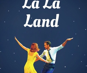la la land, lockscreen, and city of stars image
