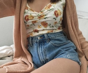 tumblr, style, and fashion image