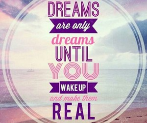 dreams and quotes image