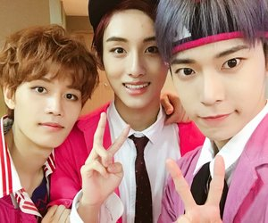 winwin, doyoung, and taeil image