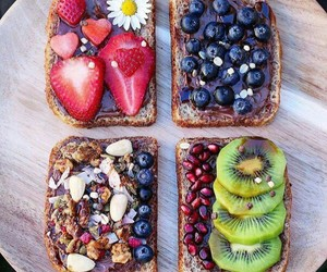 breakfast, sandwiches, and delicious image