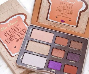 too faced, make up, and beauty image