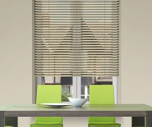 home decor, home furnishing, and venetian blinds image