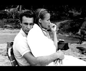 couple, 007, and James Bond image