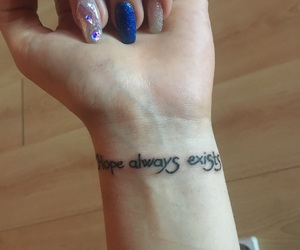 always, exists, and hope image