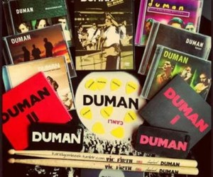 duman and music image
