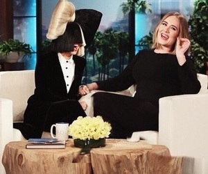 Adele and ️sia image
