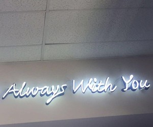 neon signs, phrases, and words image