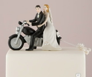 wedding cake toppers image