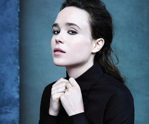 actress, ellen page, and gay image