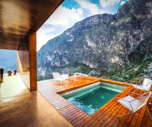 life, luxury, and sauna image