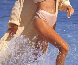 fashion style, water summer, and dress skirt image