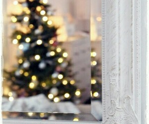 christmas lights winter image