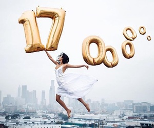 balloons, bare feet, and barefoot image