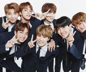 boys, jin, and seokjin image