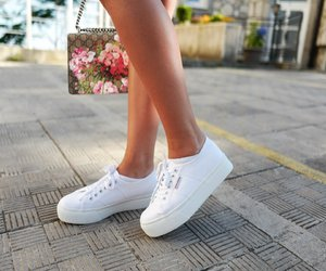 kenza, shoes, and sneakers image
