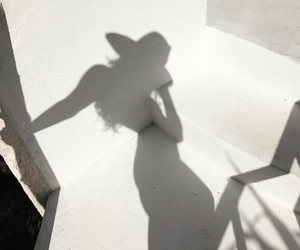 shadow and summer image