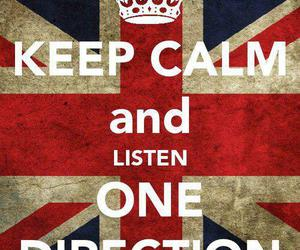 one direction and keep calm and... image