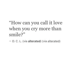 call, cry, and smile image
