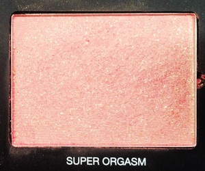 orgasm, pink, and makeup image
