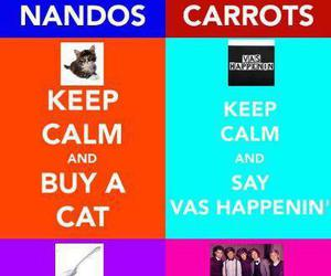 keep calm, 1d, and niall horan image