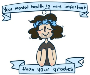 quotes, mental health, and school image