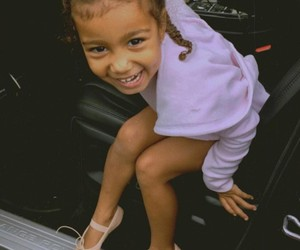 north west, kim kardashian, and kardashian image