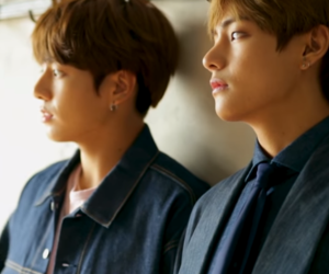 kpop, jungkook, and namjoon image