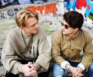 brad, tristan, and the vamps image