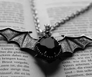 bat and necklace image