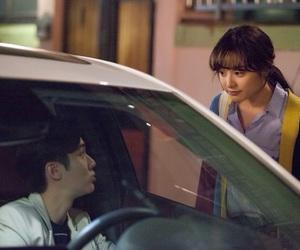 kdrama, kim ji won, and choi woo sik image