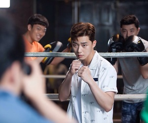kdrama, park seo joon, and fight for my way image