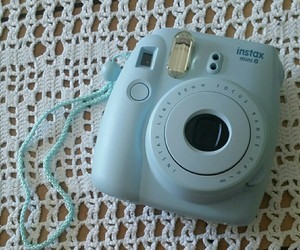 blue, camera, and fujifilm image