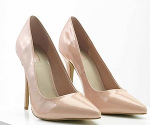 fashion shoes, high heels, and shoes image