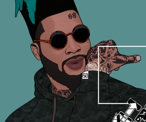 producer, dope art, and tm 88 image