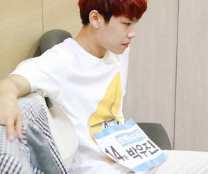 never, woojin, and produce 101 image